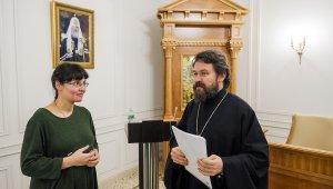 Сотрудница Лаборатории защитила кандидатскую диссертацию по теологии