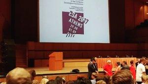 Конгресс Европейской ассоциации Социологов ESA-1017 в Афинах