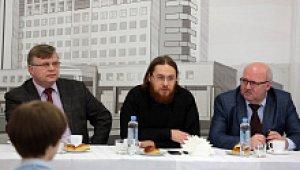 Сотрудники Лаборатории приняли участие в заседании «Византийского клуба» в Белгороде