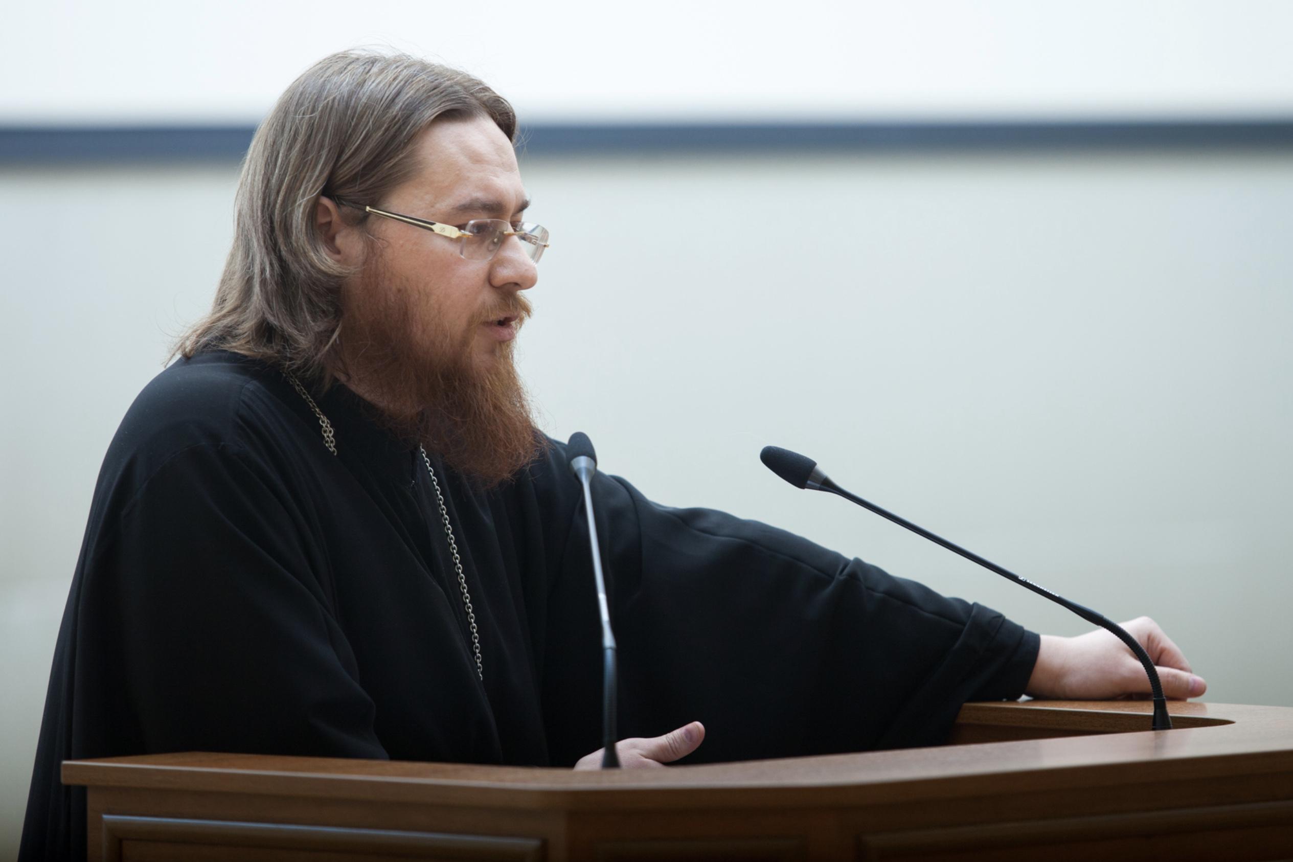 Доклад свящ. Павла Ермилова: «Украинская автокефалия как начало реформы регионального уровня церковной структуры»