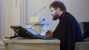 Сотрудник Лаборатории выступил на курсах повышения квалификации преподавателей пастырских дисциплин