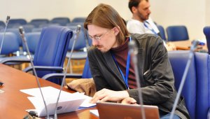 Сотрудник Лаборатории принял участие в международной конференции «Способы мысли, пути говорения»