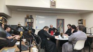 На базе Лаборатории состоялись курсы повышения квалификации для преподавателей Богословского института